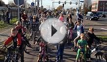 Solaroad opens first solar bike path