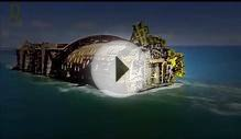 ʬ The Largest Oil Rig in The World YouTube
