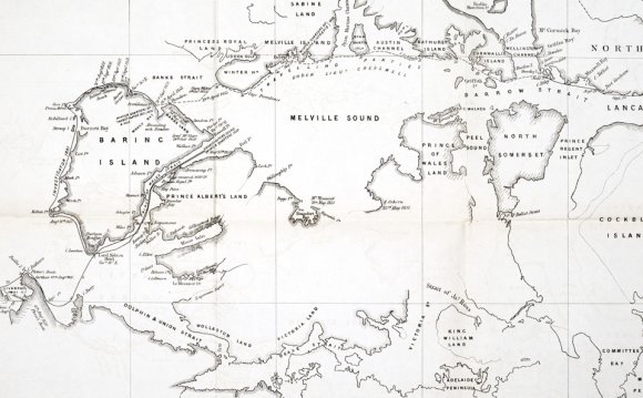 North Atlantic Sea Route